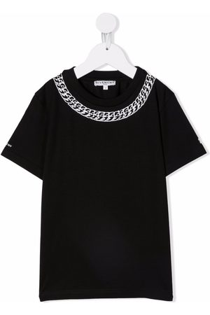 Givenchy Chain-print cotton T-shirt