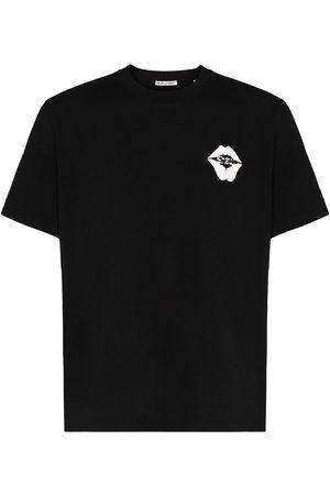 OUR LEGACY Homme Débardeurs - T-shirt Air Kiss en coton