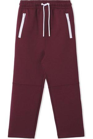 Burberry Garçon Joggings - Pantalon de jogging à patch logo