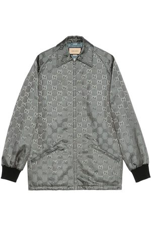 Gucci Manteau à motif monogrammé