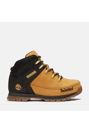 Timberland Chaussures - Bottine De Randonnée Mi-haute Euro Sprint Pour Enfant En / /