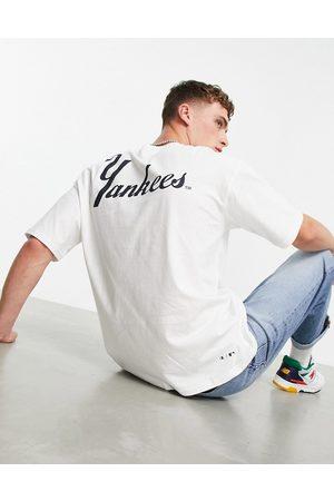 Champion Yankees - T-shirt effet envers