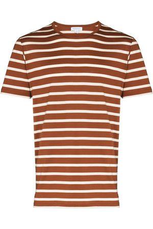 Sunspel T-shirt à rayures