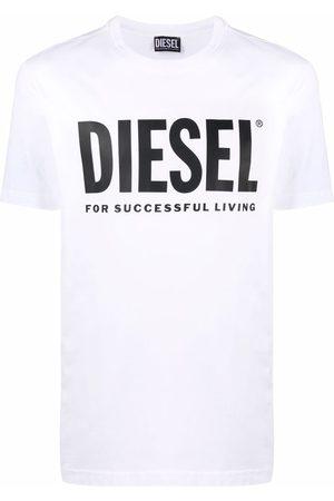 Diesel Homme Débardeurs - T-shirt à logo imprimé