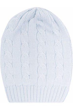 LITTLE BEAR Garçon Bonnets - Bonnet en maille torsadée