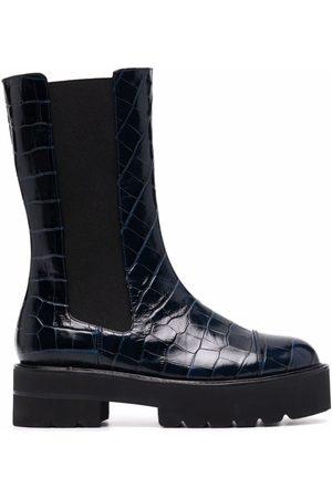 Stuart Weitzman Femme Bottines - Presley 50mm leather boots