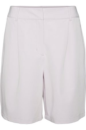VERO MODA Femme Shorts - Pantalon à pince 'Zelda