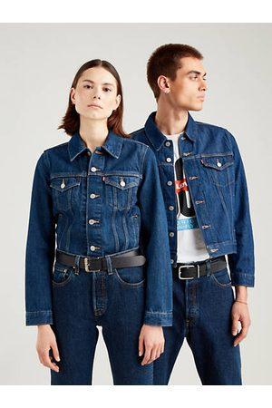 Levi's Vestes en jean - Veste Trucker Jacket Original Indigo foncé / Authentic Blue