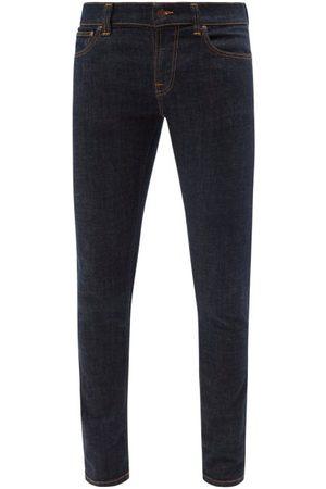 Nudie Jeans Homme Skinny - Jean skinny en denim stretch Tight Terry