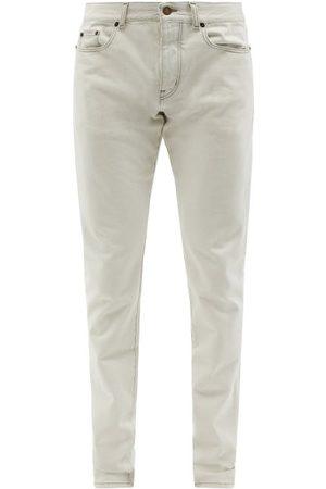 Saint Laurent Homme Slim - Jean slim taille mi-haute