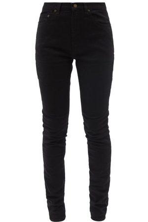 Saint Laurent Jean skinny taille haute