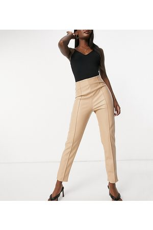 Missguided Pantalon d'ensemble en PU - -Neutral
