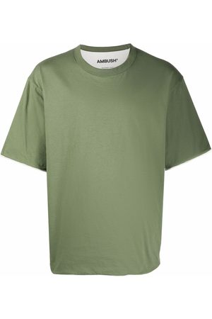 AMBUSH T-shirt réversible à col ras-de-cou