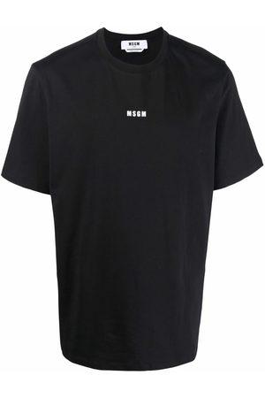Msgm T-shirt à logo imprimé