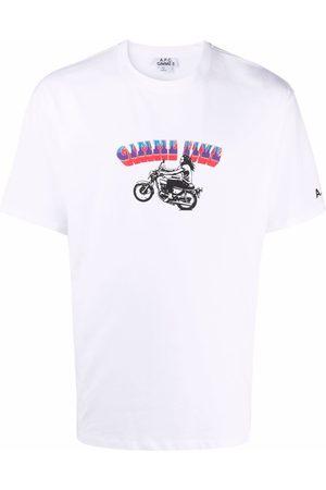 A.P.C. T-shirt Gimme Five