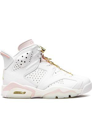 "Jordan Air 6 ""Gold Hoops"" sneakers"