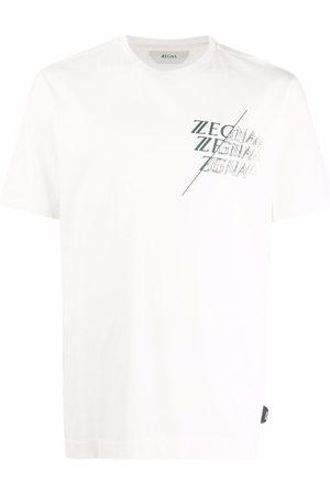 Z Zegna Logo-print T-shirt