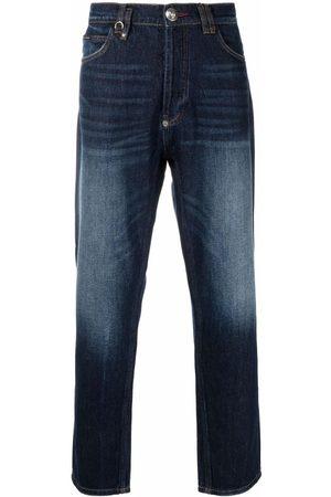 Philipp Plein Carrot Fit Iconic Plein straight-leg jeans