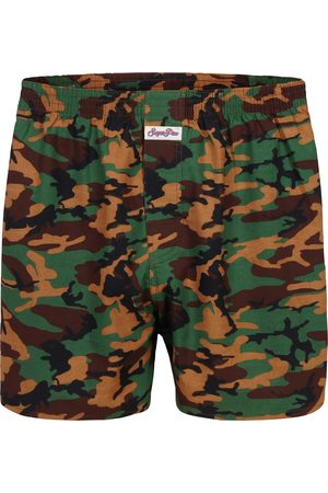 Sugar Pine Boxers ' Camouflage
