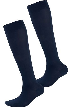 ELBEO Chaussettes montantes ' 2er-Pack Bamboo