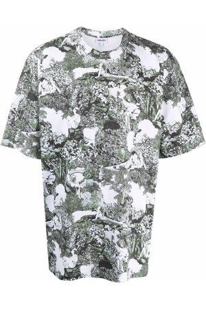 Kenzo Homme Débardeurs - T-shirt à imprimé graphique