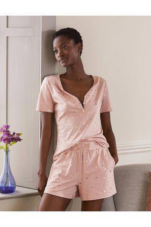 Boden Mode Short de pyjama avec détail à la taille LPK Femme Boden