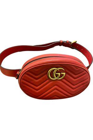 Gucci Sac à main Marmont en cuir