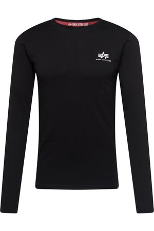 Alpha Industries Homme Manches longues - T-Shirt