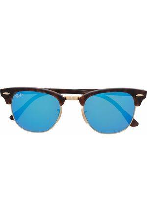 Ray-Ban Lunettes de soleil - Tortoiseshell square-frame sunglasses