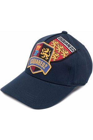 Dsquared2 Garçon Casquettes - Logo-patch baseball cap