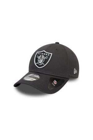 New Era Casquettes - Casquette NFL Las Vegas Raiders Gray Pop 39Thirty