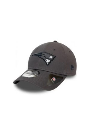 New Era Casquettes - Casquette NFL New England Patriots Gray Pop 39Thirty