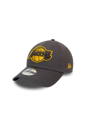 New era Casquettes - Casquette NBA Los Angeles Lakers Gray Pop 39Thirty