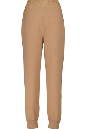 Moncler Pantalon de survêtement en laine et cachemire