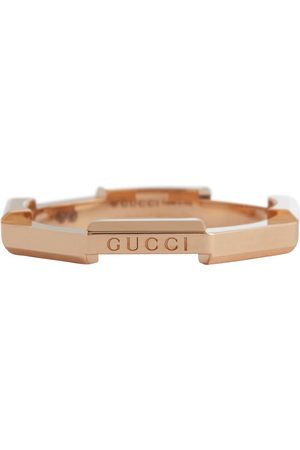 Gucci Bague en or 18 ct Link to Love