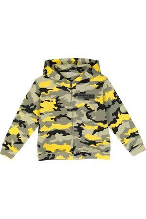 Dolce & Gabbana Veste camouflage zippée