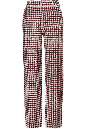 Barrie Pantalon slim en cachemire et laine