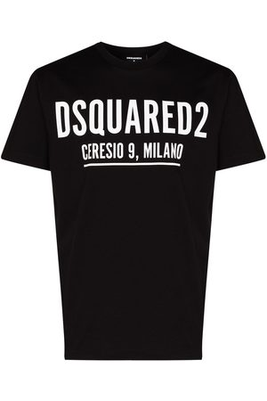 Dsquared2 D2 LOGO COOL SS TEE BLK