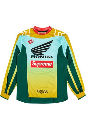 Supreme T-shirt Honda Fox Racing