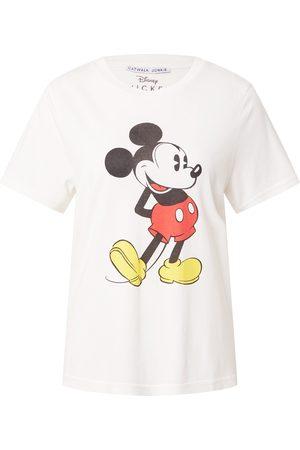 CATWALK JUNKIE Femme T-shirts - T-shirt 'Mickey