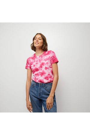 Monoprix T-shirt tie and dye manches courtes