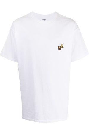 READYMADE X BAPE logo-print cotton T-shirt