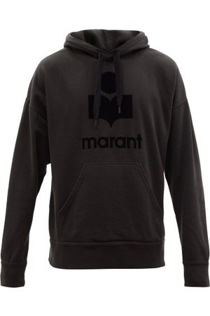 Isabel Marant Femme Sweatshirts - Sweat-shirt en coton mélangé à capuche Miley