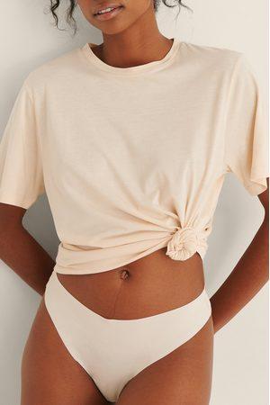 NA-KD Lingerie Tee-Shirt Surdimensionné Doux Et Confortable