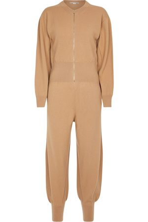 Stella McCartney Combi-pantalon en laine vierge