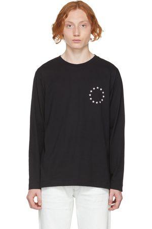 Etudes T-shirt à manches longues Wonder Europa noir