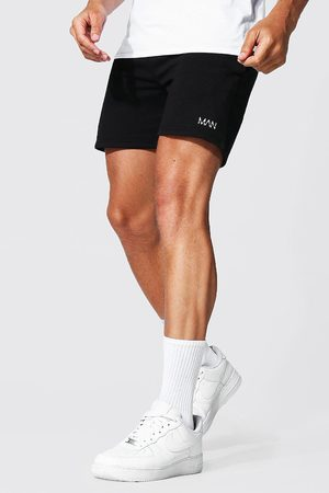Boohoo Recycled Regular Man Short Jersey Shorts Homme
