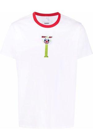 DOUBLET T-shirt à motif brodé