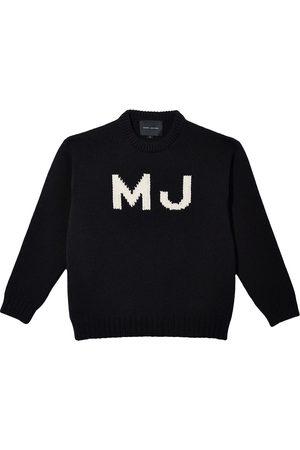 Marc Jacobs Pull à logo brodé