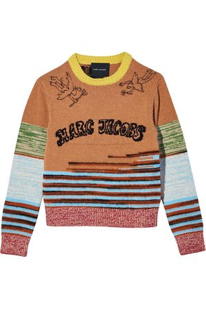 Marc Jacobs Pull en maille intarsia